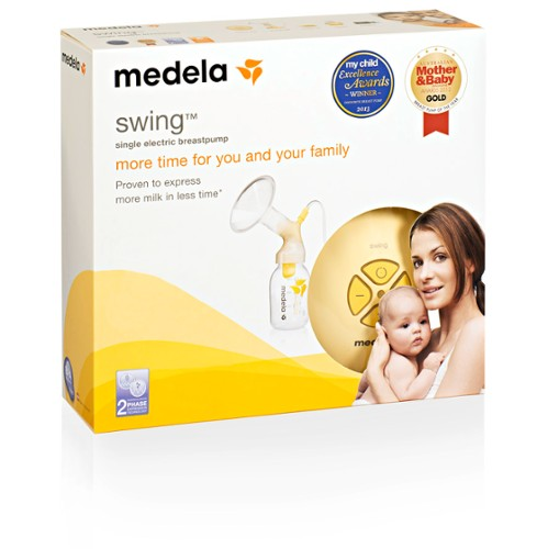 Swing Single Electric Breast Pump Medela Medela
