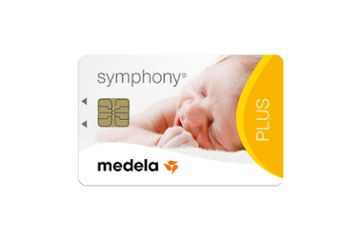 Medela Symphony program card standard 2.0